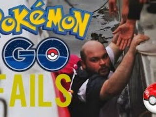 Pokemon GO FAILS