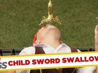 Kid Swallows Sword - Halloween Special