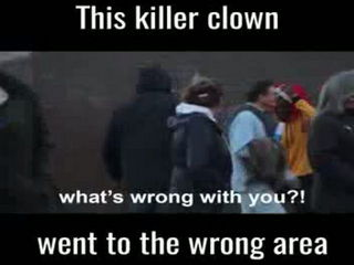 Killer Clown Prank Didn't End Well