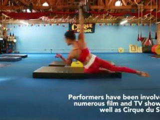 This Cirque Training Gym Is Open To The Public