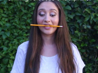 This Pencil Hack Will Make You Smile
