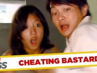 Man Caught Cheating on Injured Wife