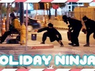 Holiday Ninjas!