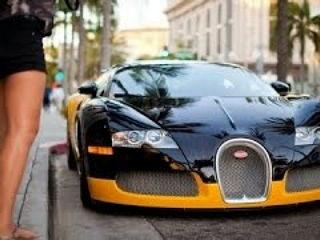 Bugatti Veyron Gold Digger Prank!