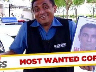 WANTED: Police Officer