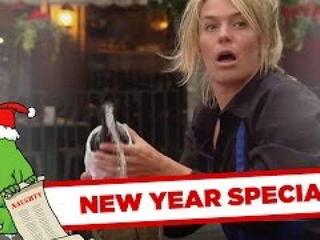 New Year's Pranks