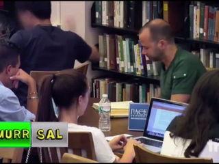Impractical jokers library disaster Sal vs Murr