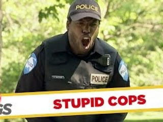Stupid Cops Pranks