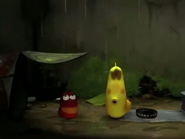 Larva session 2 episode18 Dancing In The Rain