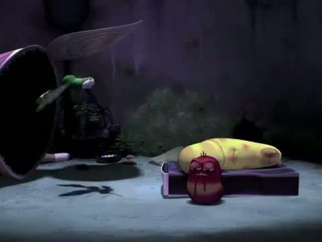 Larva session 2 episode 20 Mosquito
