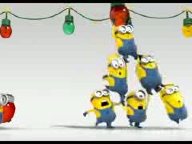Short Animated Merry Christmas from ODEON Video Clip HD