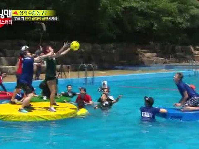 Running Man Jong Kok vs Moon Hee Jun vs Dong Hoon Funny