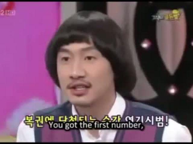Lee Kwang Soo SUPER FUNNY Acting LOL