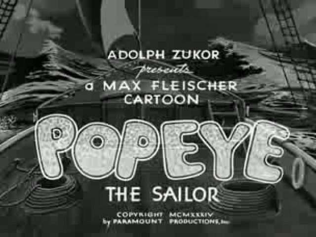 [FULL] Popeye The Sailor Man - Ep 13 Shiver Me Timbers!