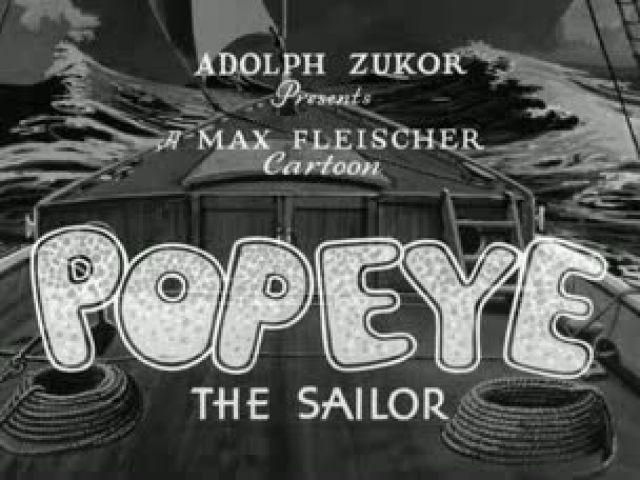 [FULL] Popeye The Sailor Man - Ep 25 Dizzy Divers
