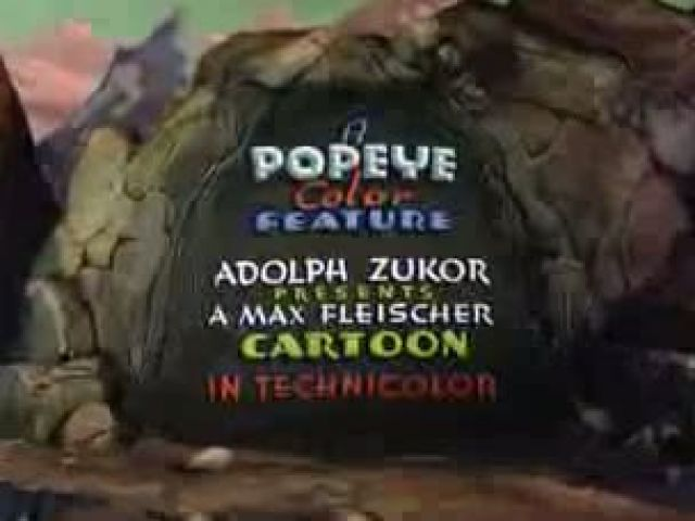 Popeye the Sailor meets Ali Baba's Forty Thieves [1937] RESTORED HQ.(1)