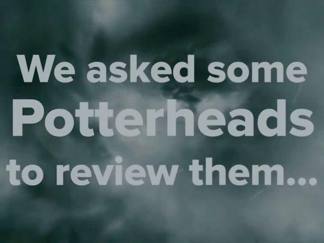 Harry Potter Fans Try Harry Potter Potions