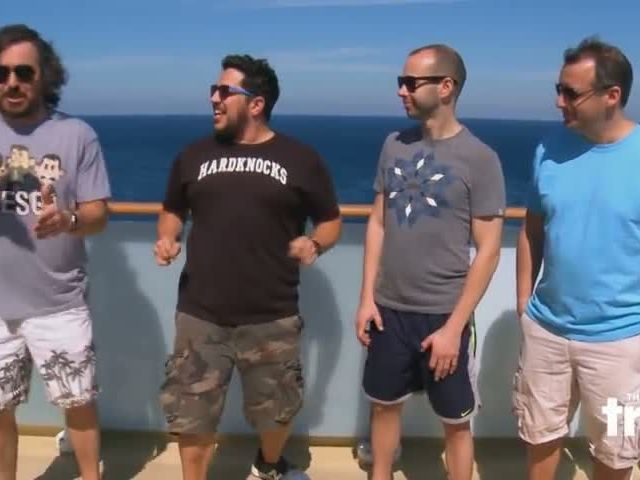 Impractical Jokers - Double Punishment On The High Seas