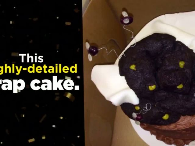 10 Horribly Awesome Birthday Cakes You Can't Unsee