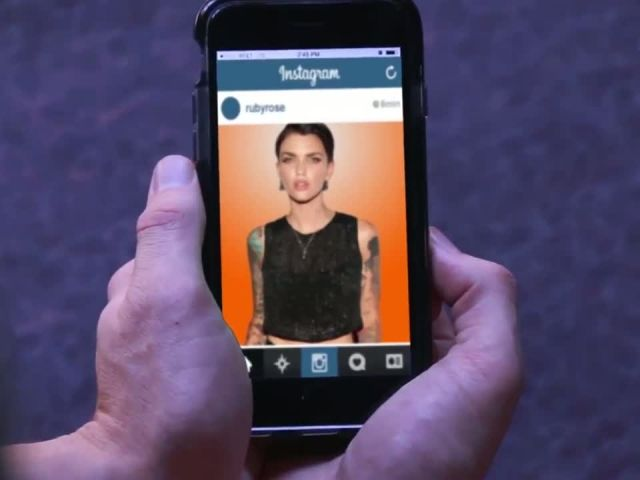 """Ruby Rose From """"Orange Is The New Black"""" Has Captured The Hearts Of Everyone"""