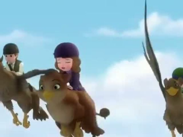 Sofia the First - Minimus is Missing - Part 7 -