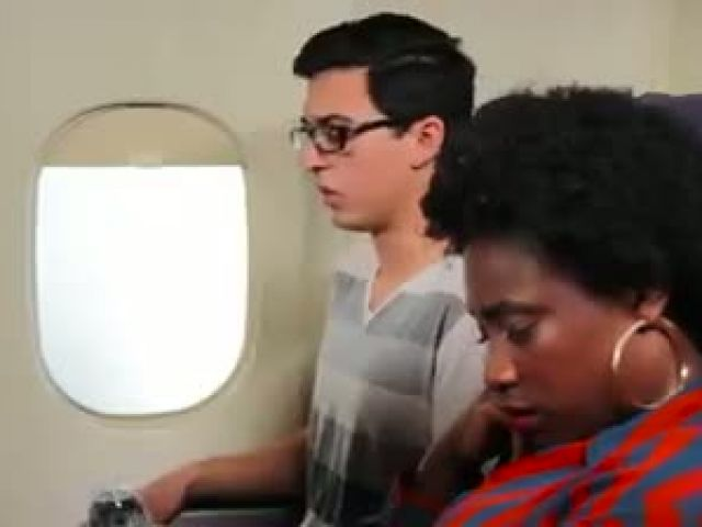 Thoughts Everyone Who's Afraid Of Flying Knows Too Well