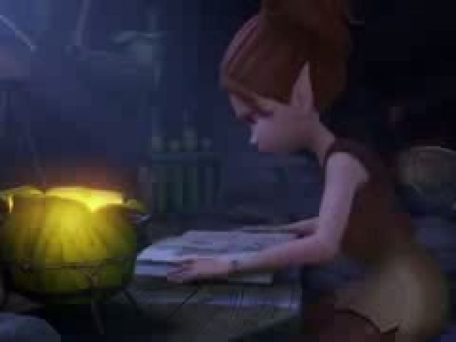 Tinkerbell The Pirates Fairy Full Movie - Part 2 -