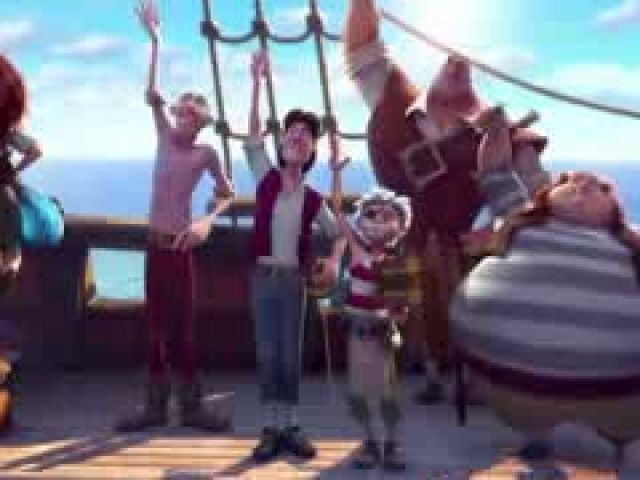 Tinkerbell The Pirates Fairy Full Movie - Part 5 -