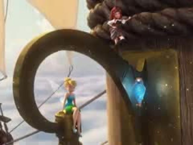 Tinkerbell The Pirates Fairy Full Movie - Part 9 -