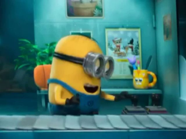 Minions 2015 - Panic in the mailroom