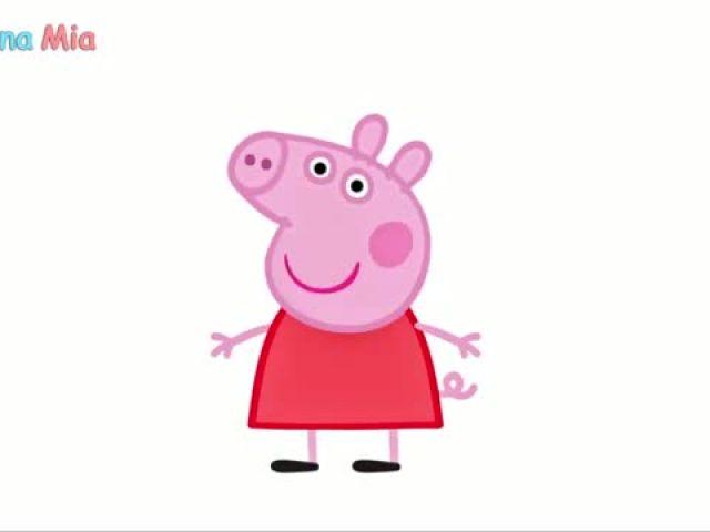 Peppa Pig - Se Disfraza De Los
