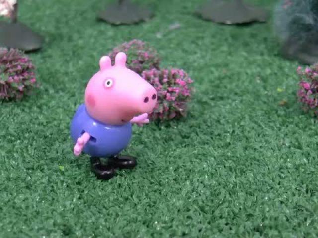 Peppa Pig - Play Doh Robo Turtle