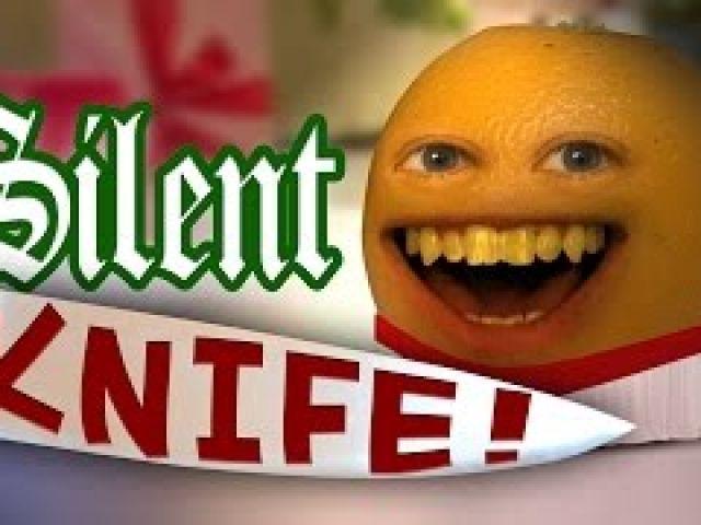 Silent Knife (Silent Night Parody)