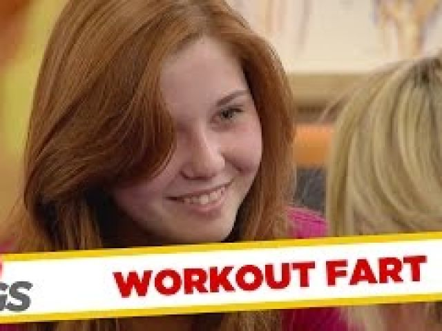 A Fartout A Farting Workout