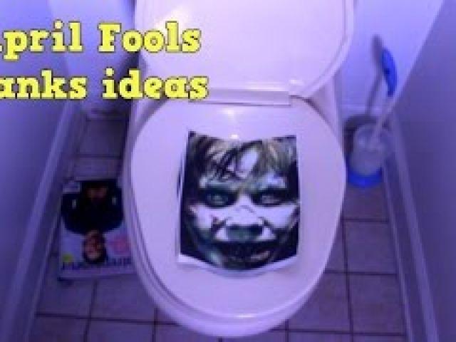 7 Simple April Fools Day Pranks Ideas