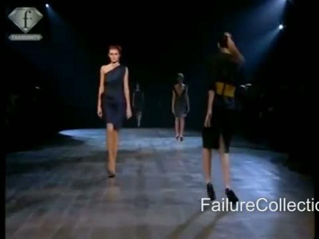 Model Fail Fall Compilation