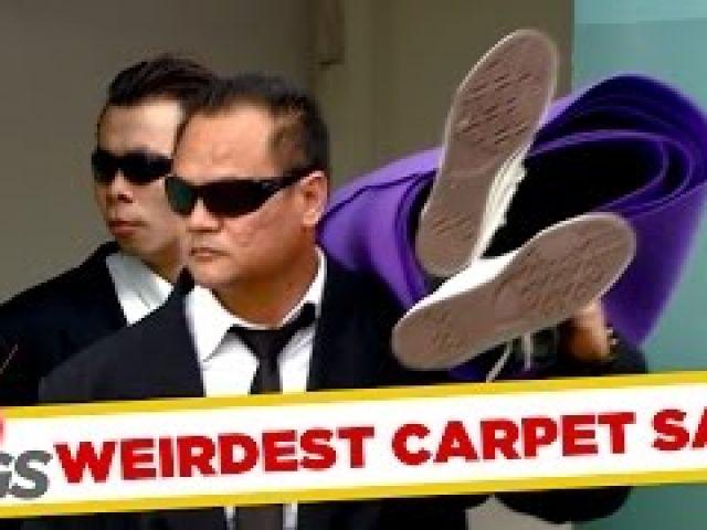 Secret Agents Drop Off Corpse