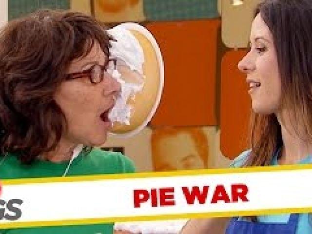 The JFL Pie Wars!