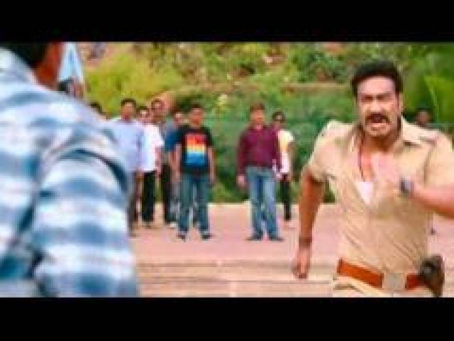 Best Indian fight scene 2.0 (Singham movie)