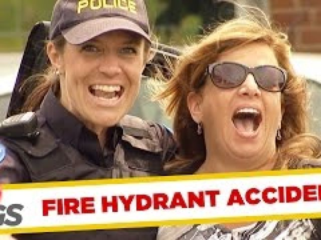 Fire Hydrant Accident