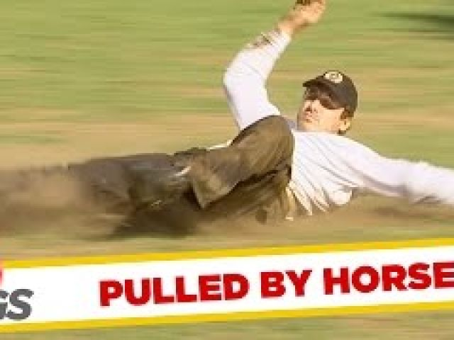 Horse Ride Gone Wrong