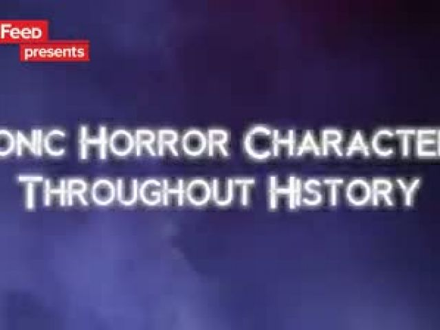 Iconic Horror Characters Throughout History