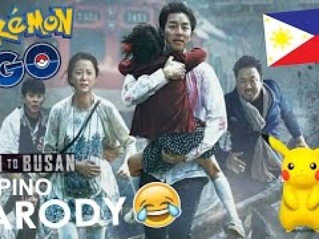 Train To Busan Tagalog Version (FILIPINO PARODY)