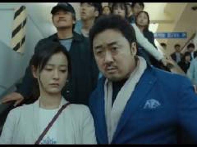 Train to Busan Trailer Parody
