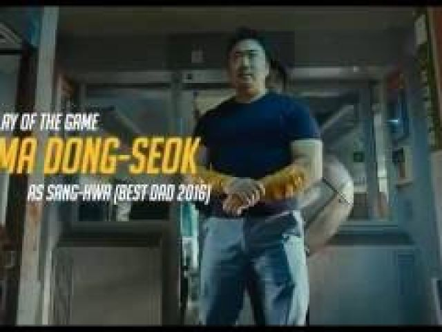 Play of the game parody (Train to Busan)