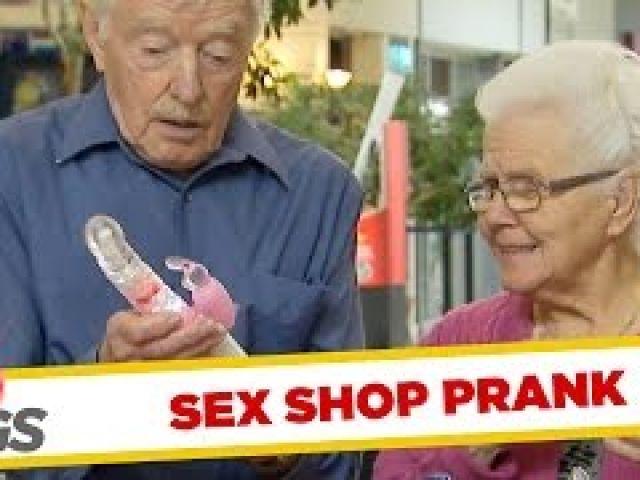 The  Shop Prank