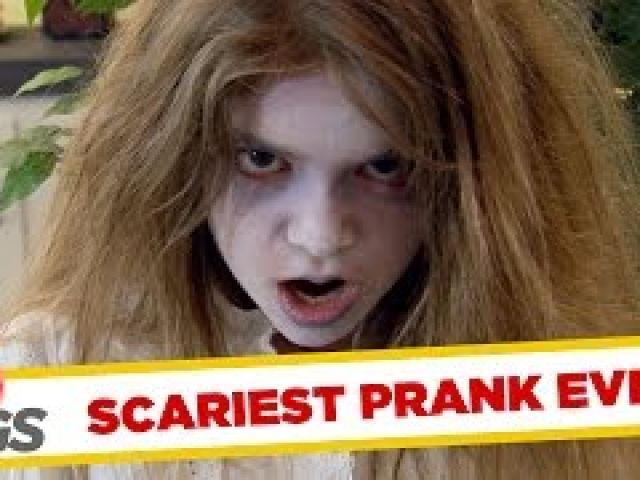 The Scariest Prank Ever