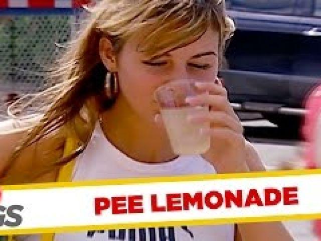 Spicy Pee Lemonade & Bird Shit Pranks