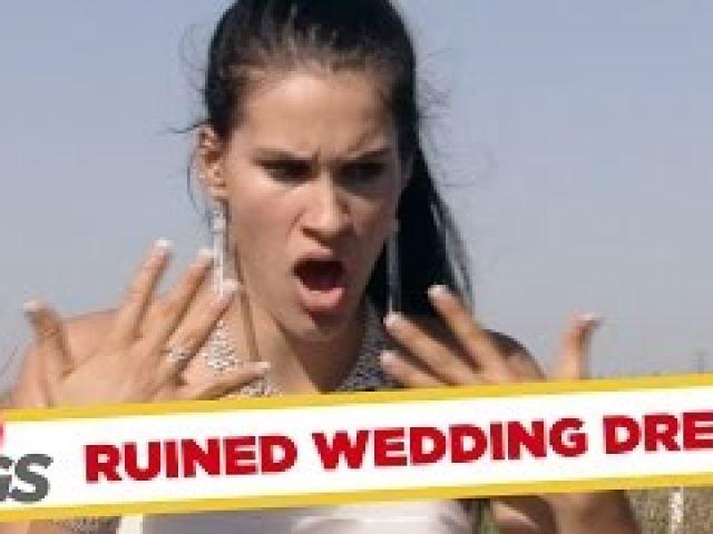 Wedding Dress HORROR