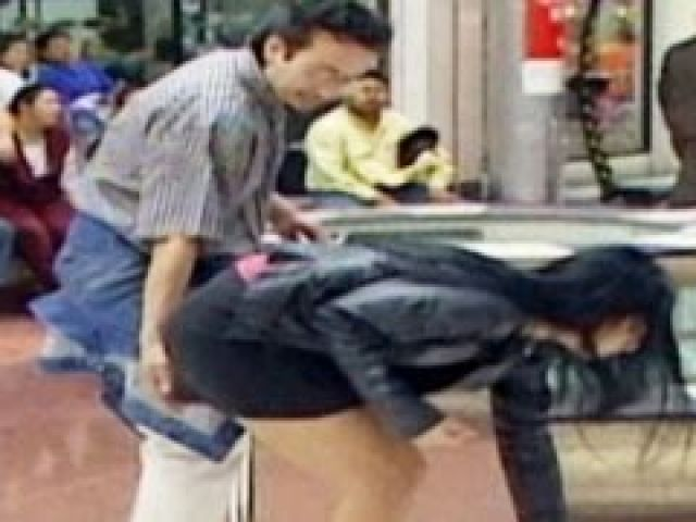 Hot Pranks Compilation- Dropping Underwear In Public